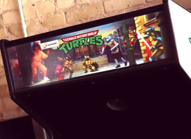 Teenage Mutant Ninja Turtles Arcade